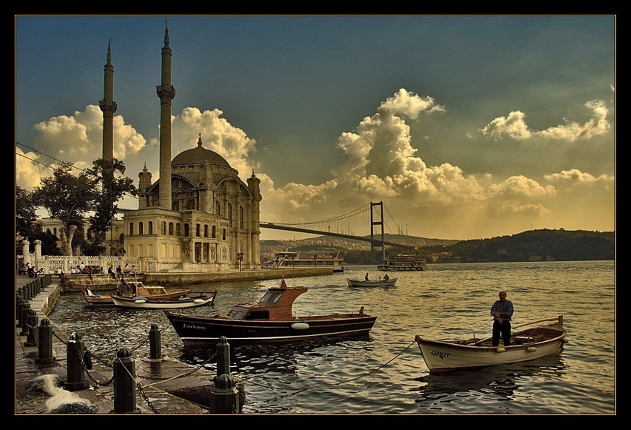 Istanbul as the best destination in Europe for 2013