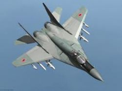 Fly in MIG 29 for Tourists