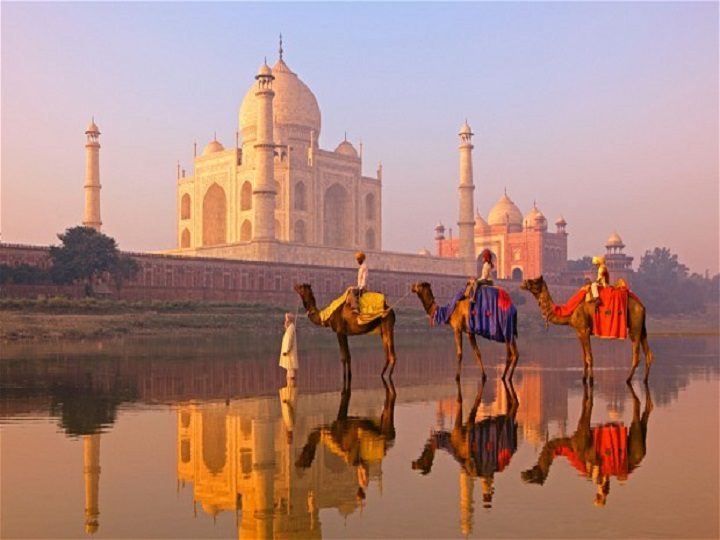 Enchanting Rajasthan with Taj Mahal